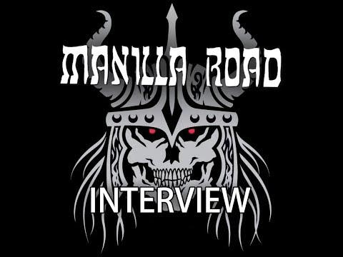 What The Fuzz!? TV #1 Manilla Road interview/wywiad z Manilla Road