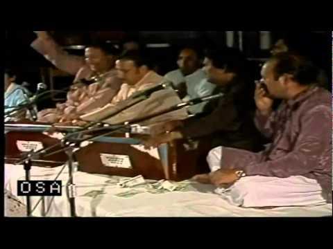 Das tera dewana ki karda-ustad Nusrat fathe ali khan-kalam Chuhaan part 1
