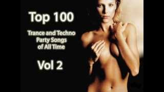 Top 100 trance and techno party songs of all time