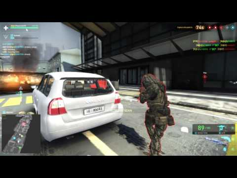 Ghost Recon Phantoms FLY HACK WTF Happened This Game