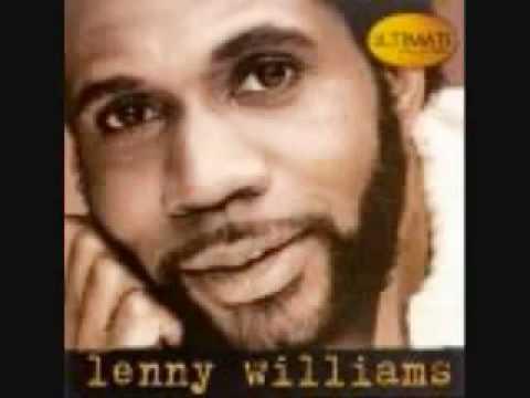 CAUSE I LOVE YOU   LENNY WILLIAMS 1978