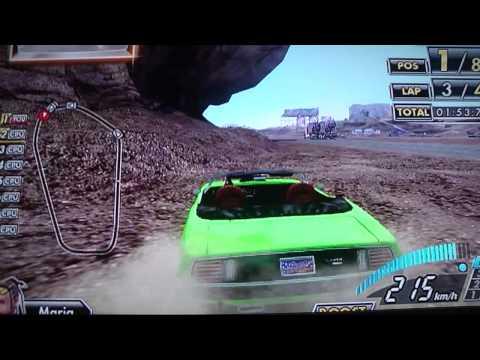 Sega Race TV: Sega Lindbergh Arcade (Actual Hardware)