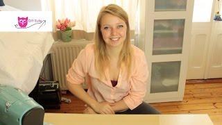 DIY Eule: Ich über mich // 1 Jahr auf YouTube