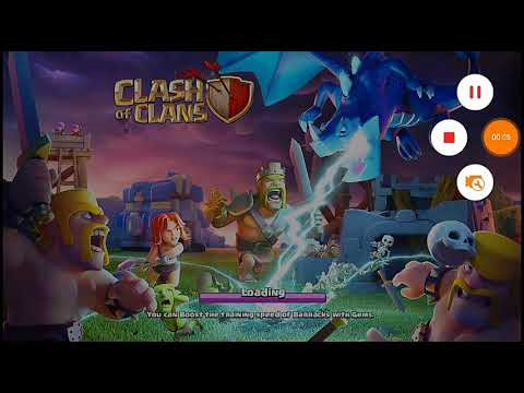 Upgrading P.E.K.K.A To LEVEL-6 Clash Of Clan (CLaSH GOD: OFFICIAL)