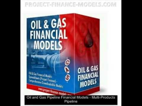 Oil and Gas Pipeline Financial Models