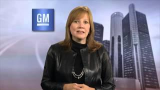 GM CEO Mary Barra Puts Recalls into Context