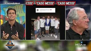 😱 La FOTO de MESSI con 'medio'  PSG que ha encendido todas las ALARMAS 😱
