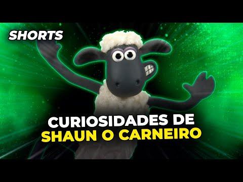 CURIOSIDADES DE SHAUN O CARNEIRO #Shorts