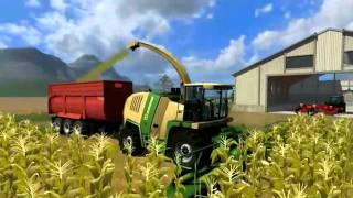 FARMING SIMULATOR 2011   LE TRAILER OFFICIEL