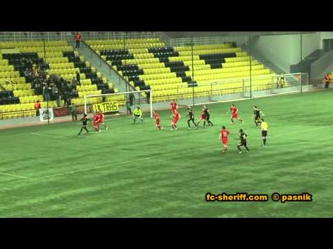 Нац. дивизия, Шериф  : Искра-Сталь  2-1,14.04.2012