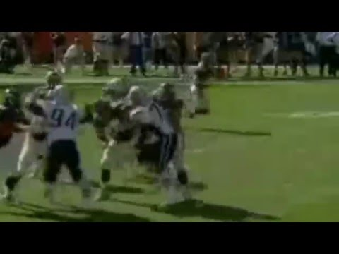 NFL hardest hits of the 2005-2006 season