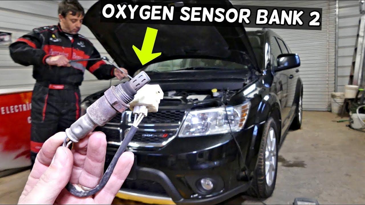 O2 Oxygen Sensor Upstream /& Downstream For Dodge Durango Grand Caravan Journey