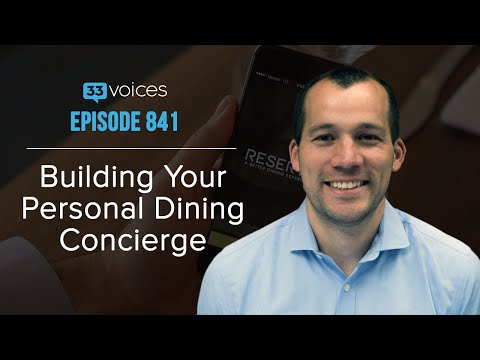 Ep 841 | Building Your Personal Dining Concierge — Greg Hong, Reserve