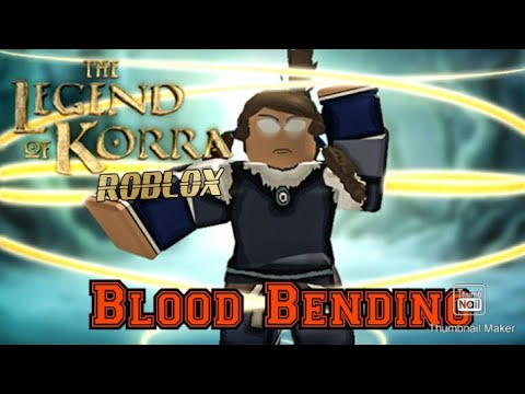 Avatar Legend Of Korra Roblox Game Avatar Legend Of Korra Bloodbending Vip Server Link Youtube