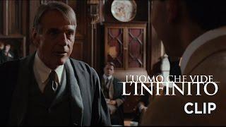 L'uomo che vide l'infinito. al cinema dal 9 giugno.facebook: https://www.facebook.com/eaglepicturestwitter: https://twitter.com/eagle_picturessito: http://ww...
