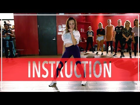 JAX JONES FT. DEMI INSTRUCTION | BLAKE MCGRATH CHOREOGRAPHY