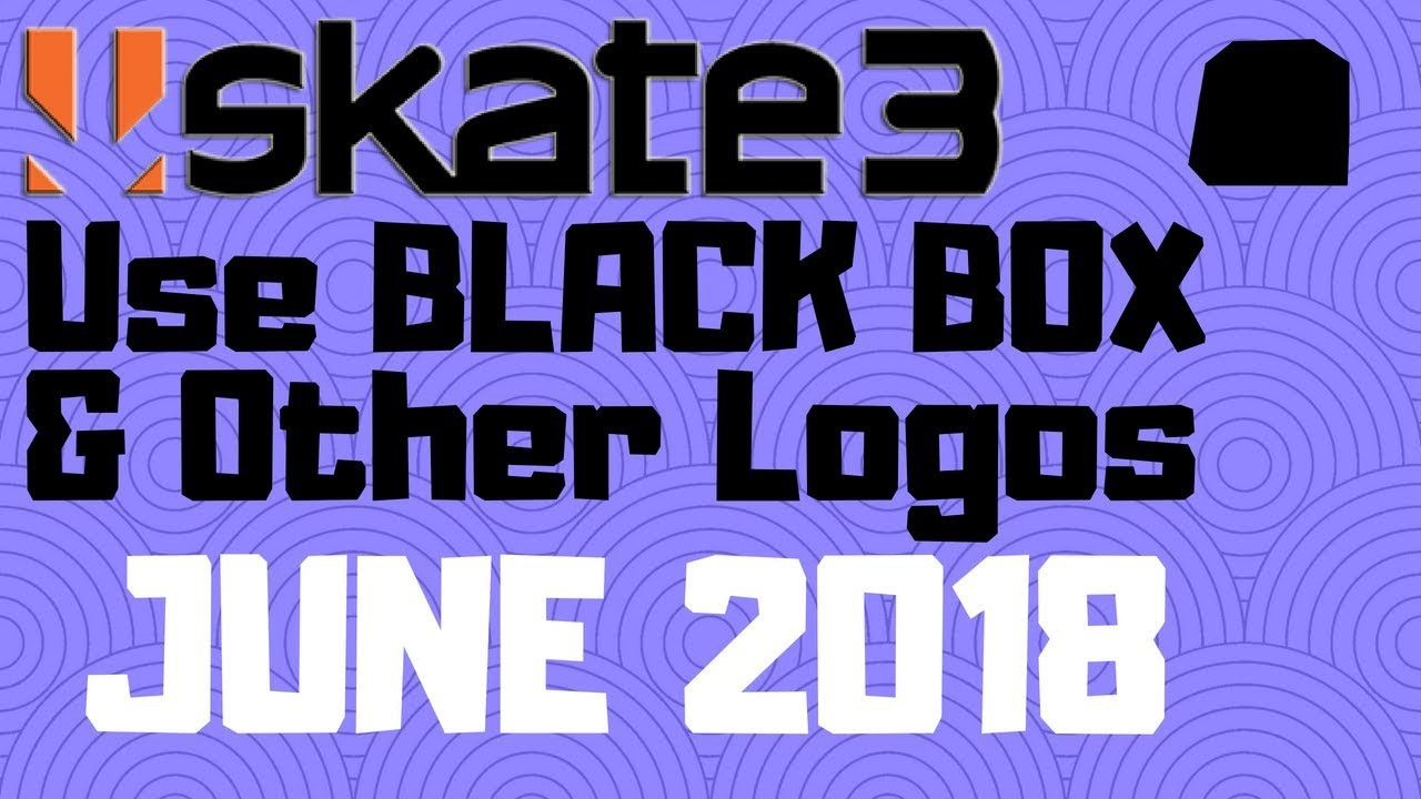 Skate 3: Fix broken Save Files! (Black box) June 2018
