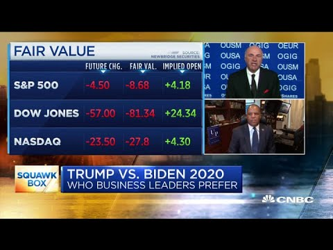 John Hope Bryan And Kevin O'Leary React To The First Presidential Debate