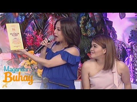Magandang Buhay: Aegis receives an award
