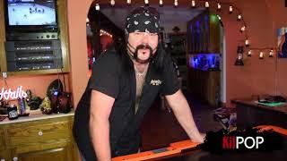 Vinnie Paul Air Hockey and taco Tuesday