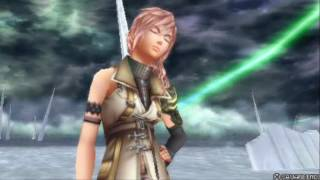 Dissidia 012 [duodecim] Final Fantasy - Adhoc Battle - Lightning vs. Sephiroth