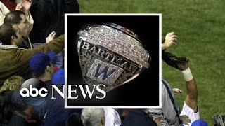 Infamous Cubs fan to get 2016 World Series ring