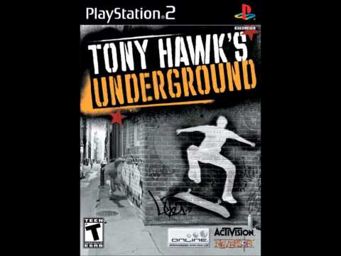 Tony Hawk's Underground [Bus Driver-Imaginary Places] [HD] [PS2/NGC/XBOX/PC] 2003