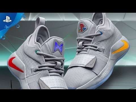 Nike PG 2.5 x PlayStation Colorway   Announce Video