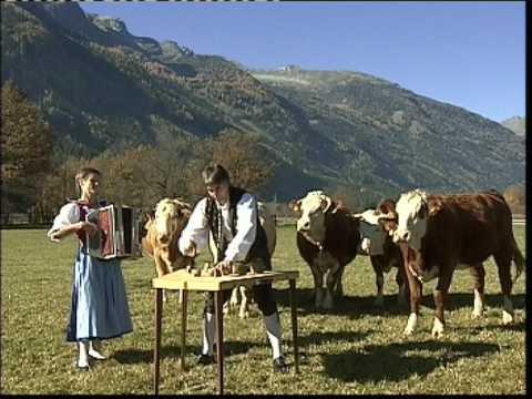 Die P llys - Kuhglockenpolka - Doris und Herbert - Harmoni