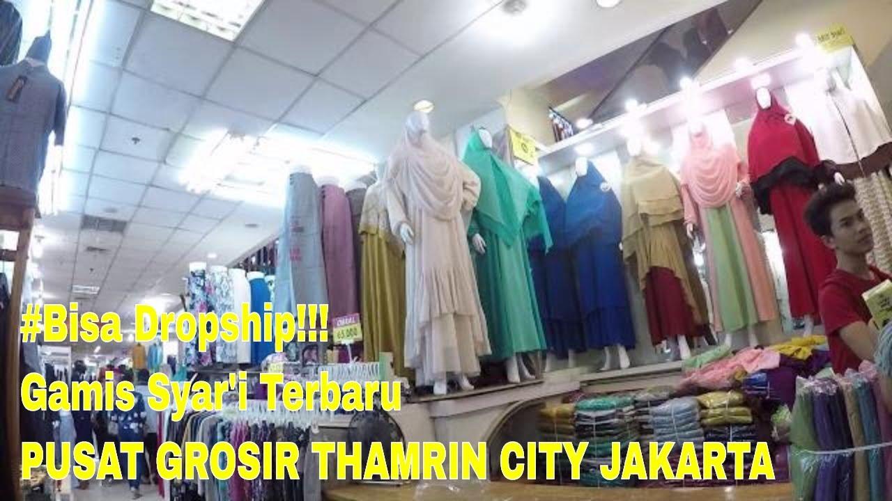 TOKO ARIF SYAR I PUSAT BUSANA MUSLIM THAMRIN CITY JAKARTA - YouTube 7a5a00e6fc