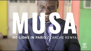 #AsIAm Documentary | Musa's Story | No Lions in Paris | Episode 2