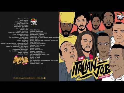 The Italian Job Dubplate Mix [Pakkia Crew - 2017]