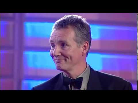 TV Show 2005 - Awards Show - (Overall Winner - Aidan Heavey)
