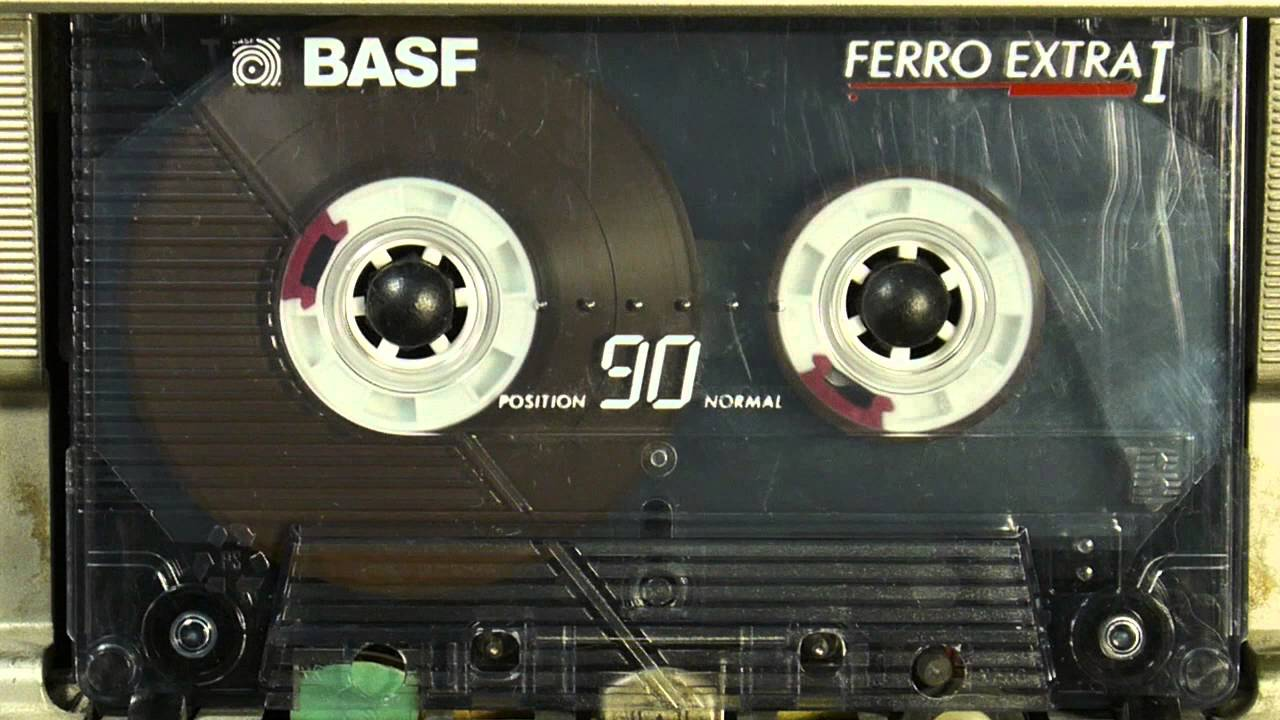 What's  this song? Старые добрые кассеты BASF