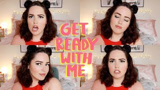 GET READY WITH ME : Sweaty AF Summer Edition