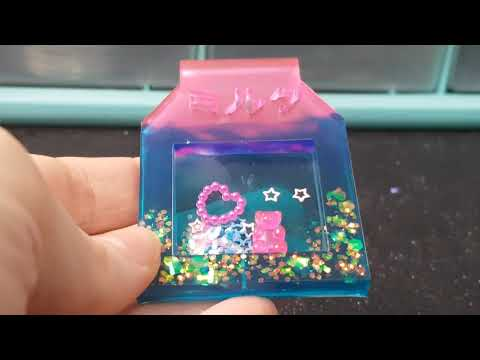 Watch Me Resin #17 Japanese Milk Shaker | Seriously Creative | Timelapse Pouring and Demolding