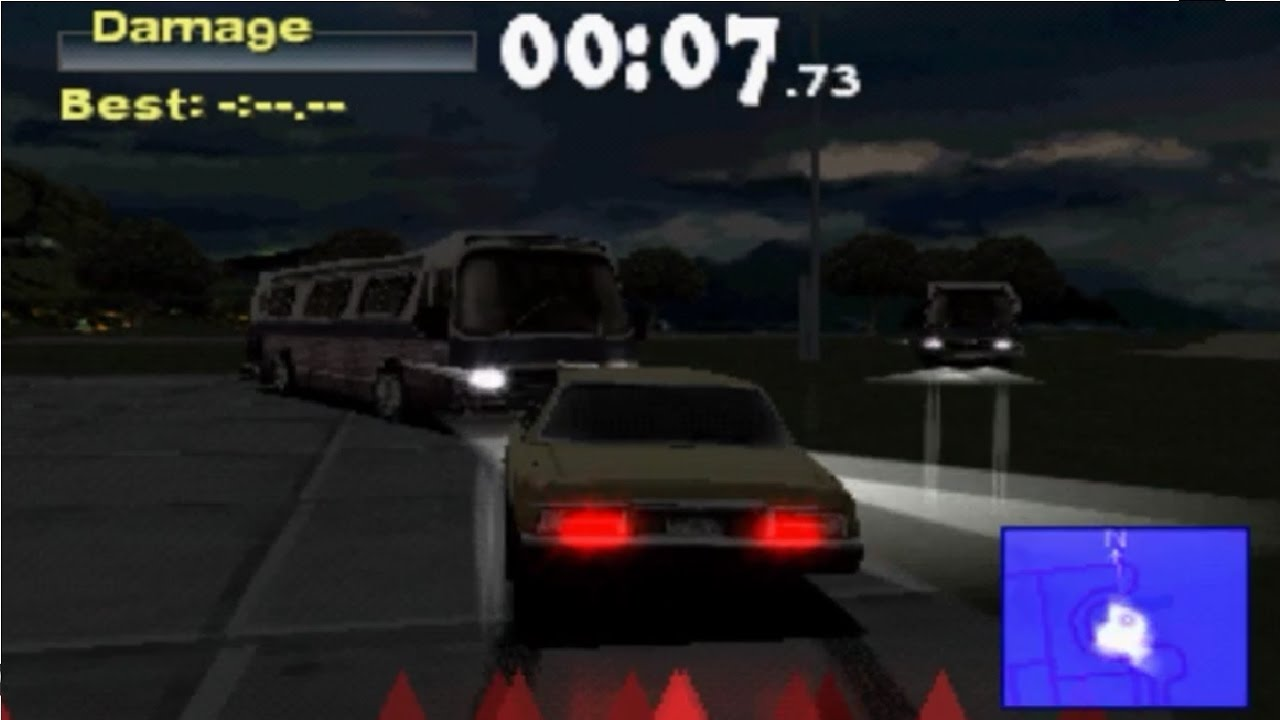 Driver 2 Cheat Download
