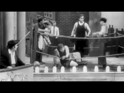 Fatty Arbuckle Boxing