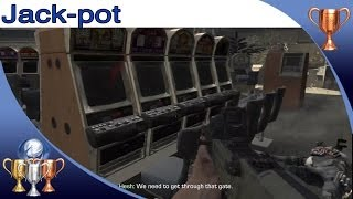 Call of Duty Ghosts - Jack-Pot - Trophy / Achievement Guide (Destroy 21 Slot Machines)