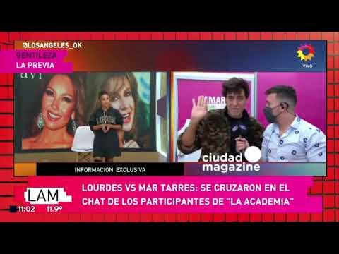 Lourdes Sanchez vs Mar Tarres