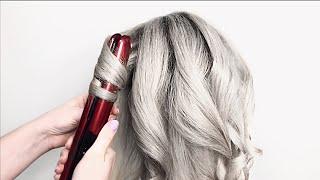 Вечерняя прическа пошагово Высокий пучок с валиком New bun hairstyle for wedding and party