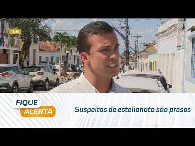 Suspeitos de estelionato são presos em Marechal Deodoro