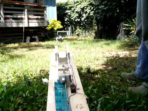 Fetchbot Diy Ball Launcher For Dogs