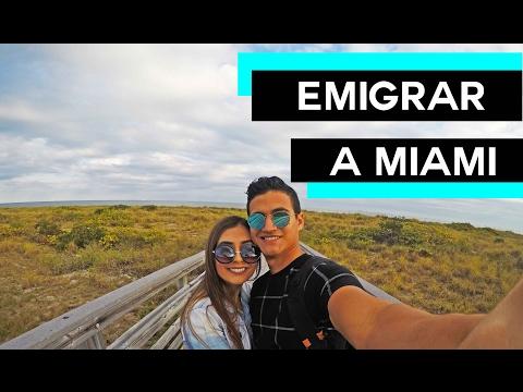 COMO EMIGRAR DE VENEZUELA A MIAMI FLORIDA ESTADOS UNIDOS - SEIS TIPS