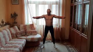 Курс молодого атлета  Урок 5  Тренировка с петлевым эспандером