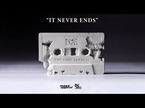 Nas - It Never Ends (Prod. by The Alchemist) [HQ Audio]