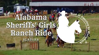 Alabama Sheriffs Girls Ranch Ride