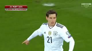 ไฮไลท์ฟุตบอลโลก รอบคัดเลือก ทีมชาติไอร์แลนด์เหนือ 1 3 ทีมชาติเยอรมัน 05 10 201