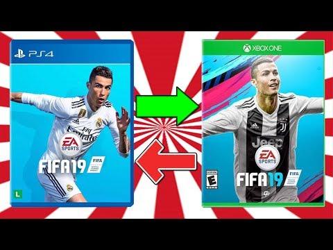 FIFA 19 - NOVA CAPA ANUNCIADA!!?