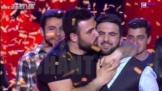 X Factor4 Armenia  Gala Show 8 Final Edgar Ghandilyan 09 04 2017